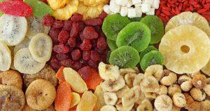 Сушеные продукты