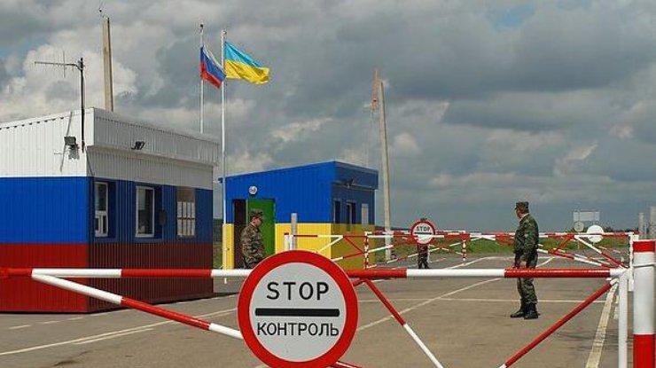 Украина вводит биометрический контороль на границе с Россией с 27 декабря