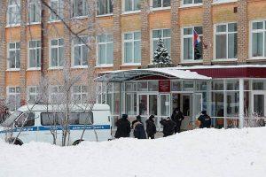 В результате нападения в пермской школе пострадали 15 человек