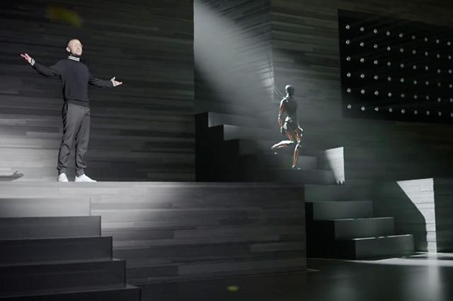 Кадр из нового клипа Джастина Тимберлейка на песню Filthy