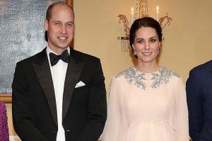 Принц Уильям и Кейт Миддлтон в Норвегии