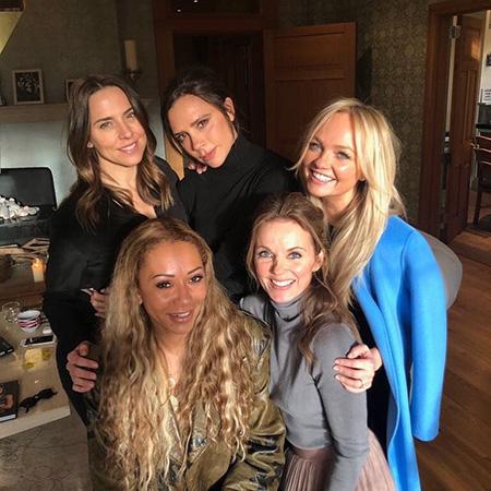 """Группа """"Spice Girls"""" воссоединяется"""