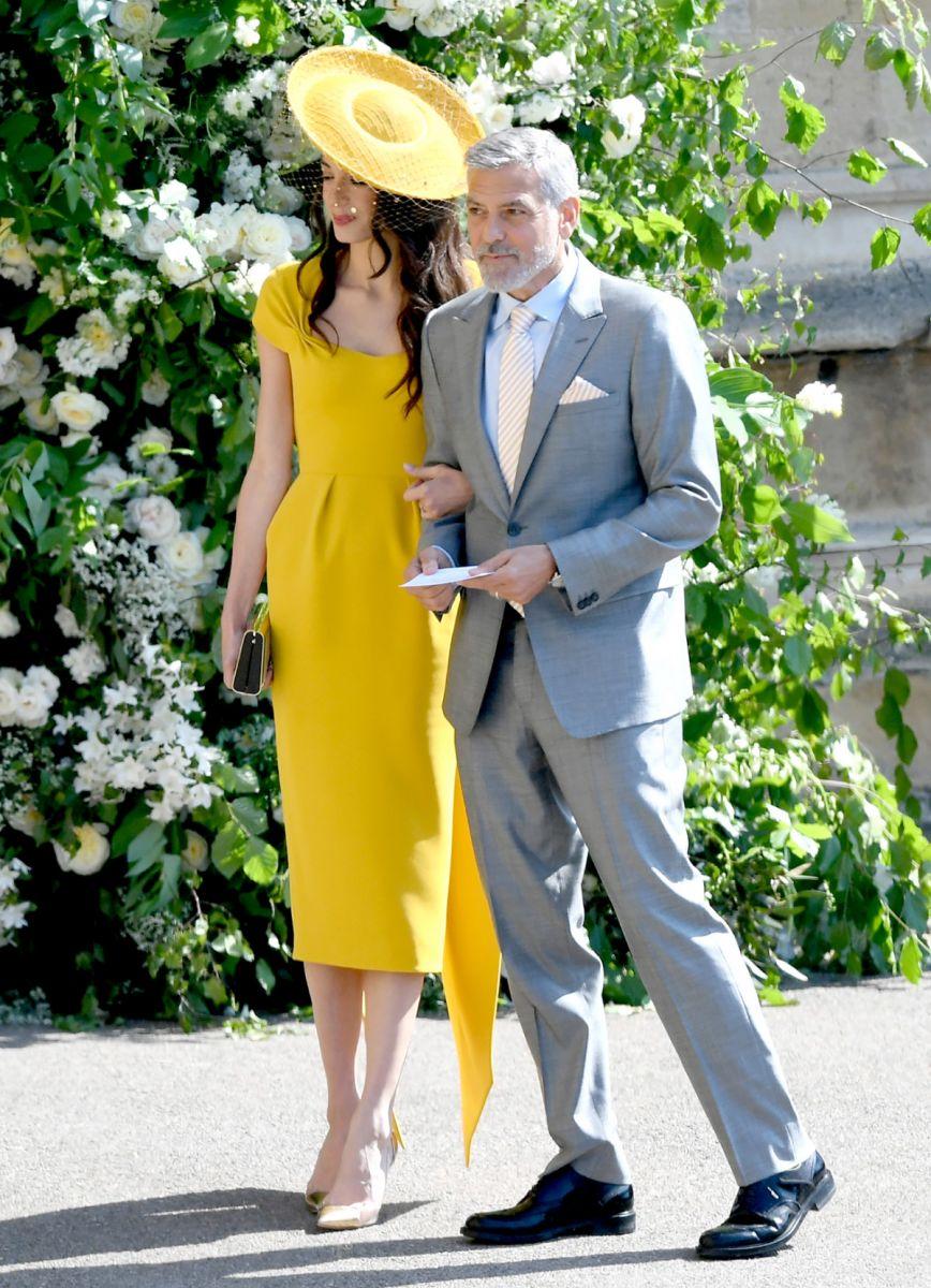 Джоржд и Амаль Клуни