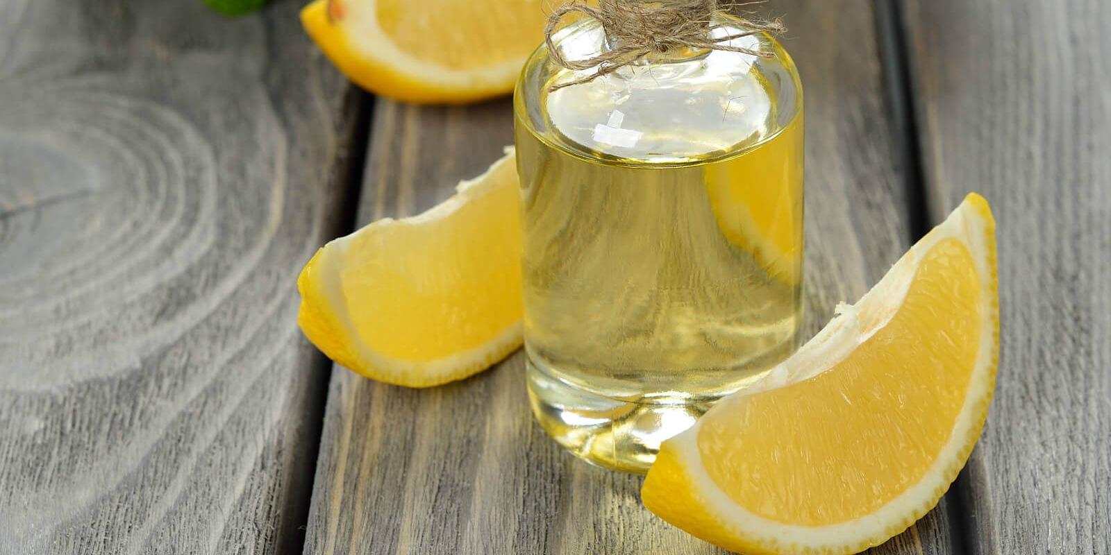 Запрвка для салата с лимоном
