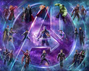 Мстители. Война Бесконечности