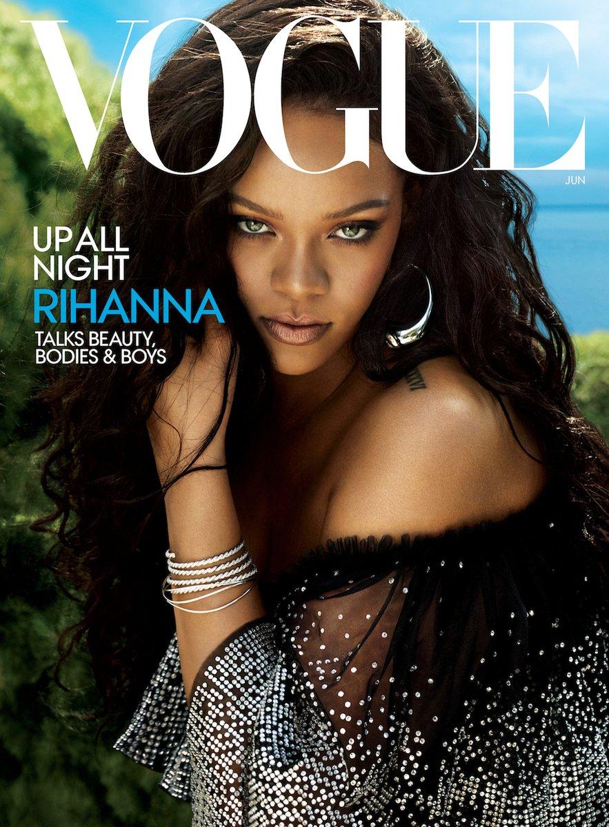Рианна для Vogue