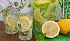 Сасси: секрет воды, помогающей похудеть