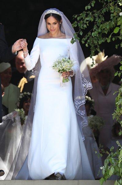 Свадебное платье Меган Маркл