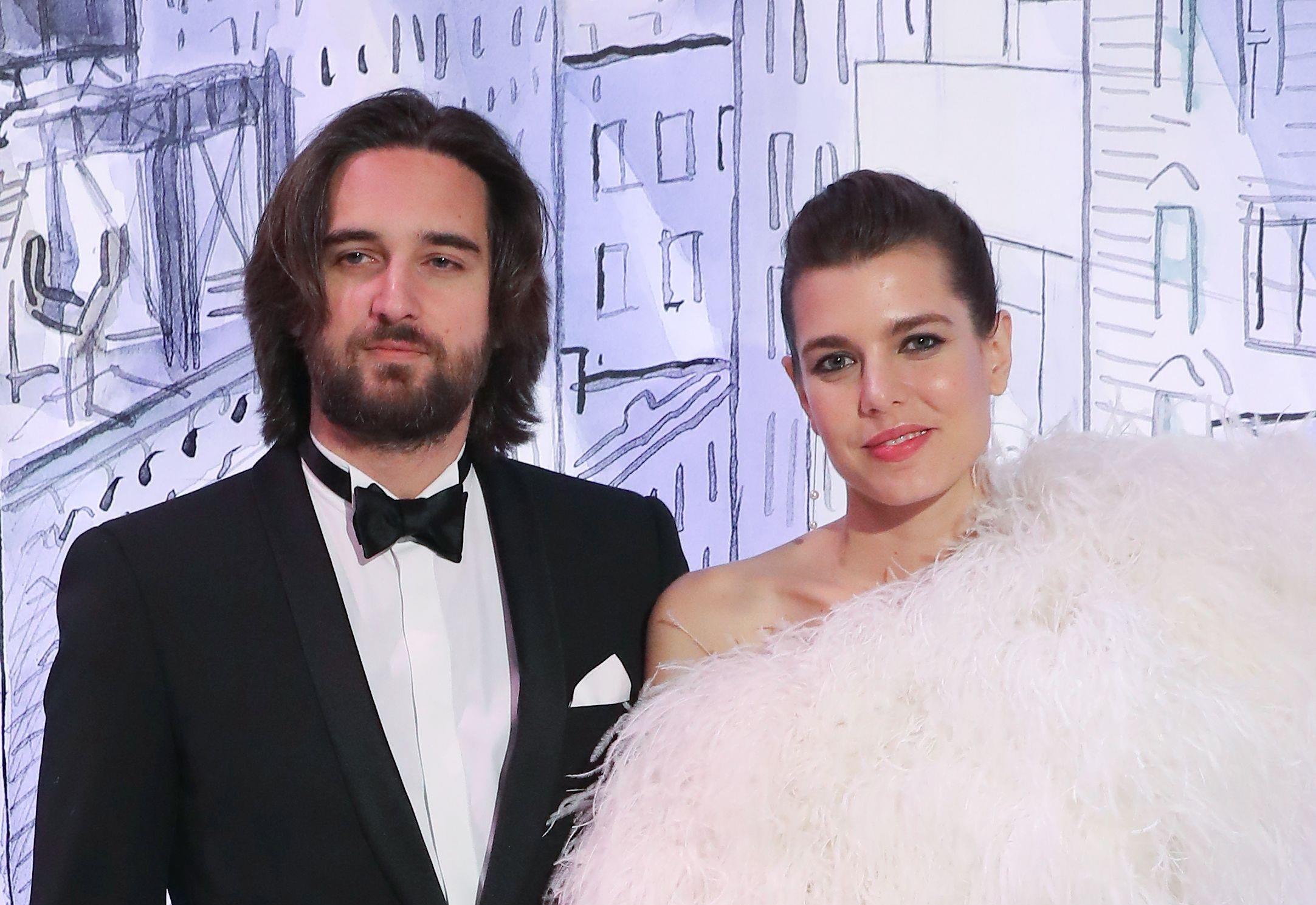 Шарлотта Казираги с женихом