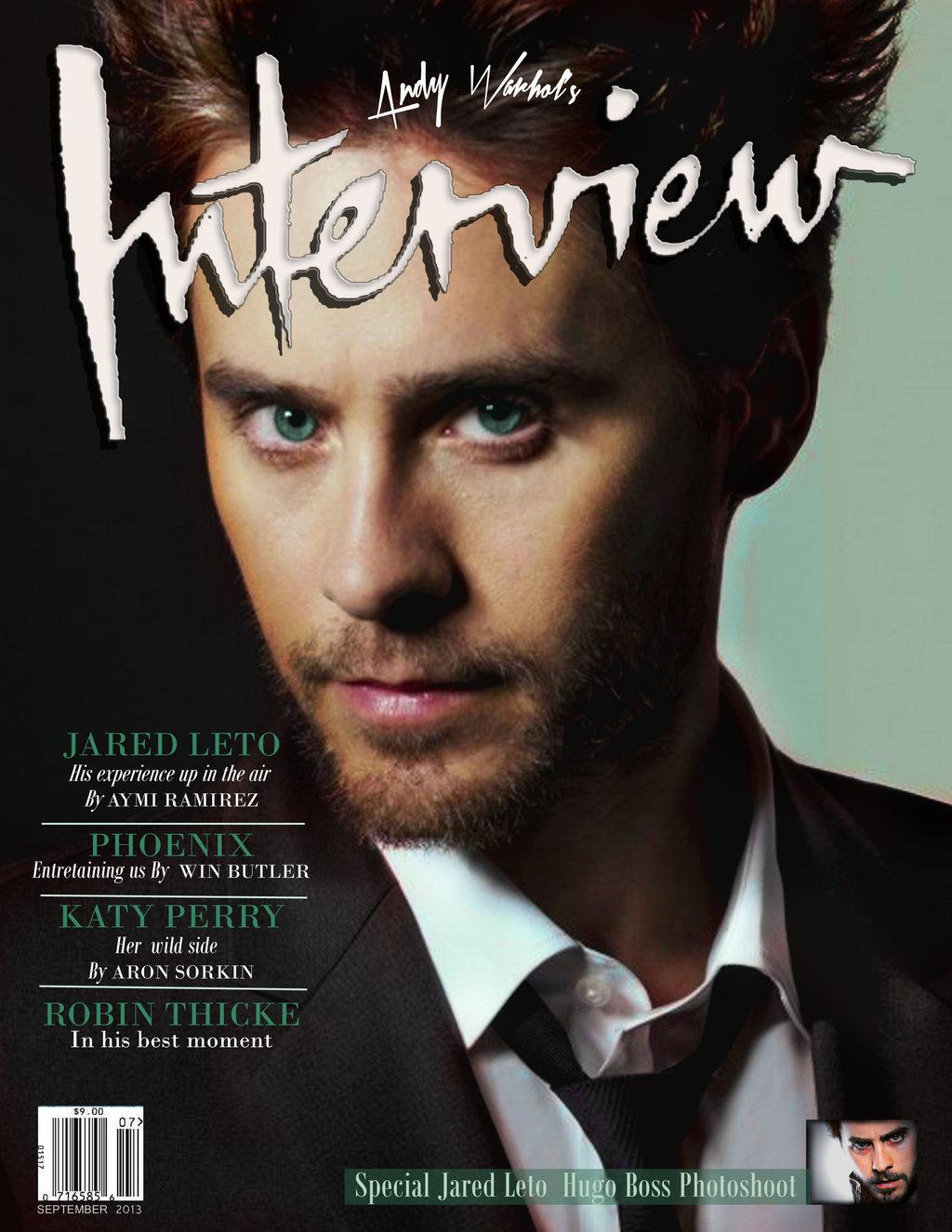 журнал Interview