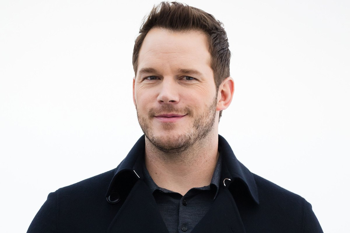 Крис Прэтт Chris Pratt