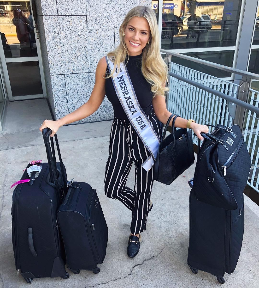 Miss USA 2018 - Sarah Rose Summers