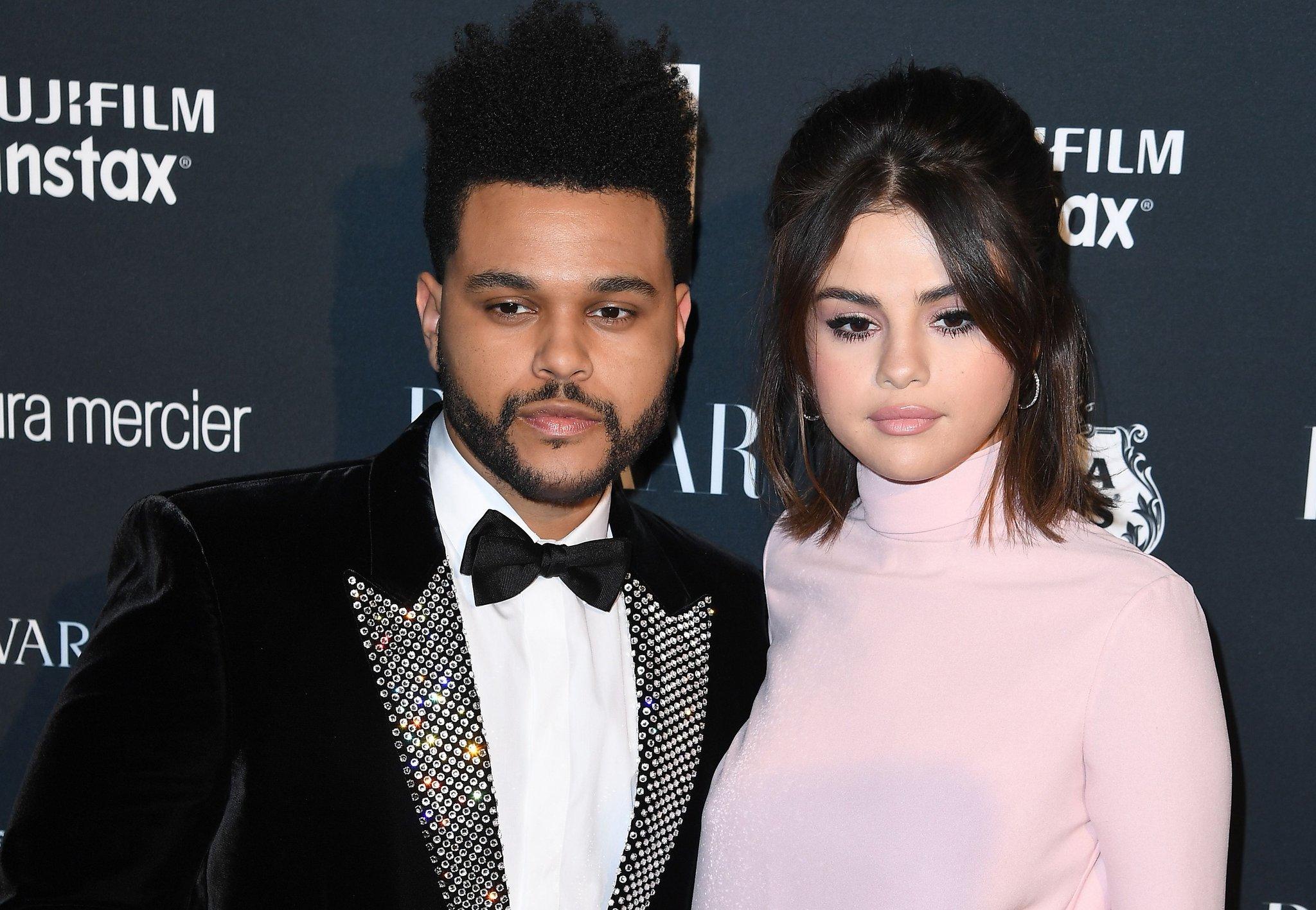 The Weeknd и Селена Гомез