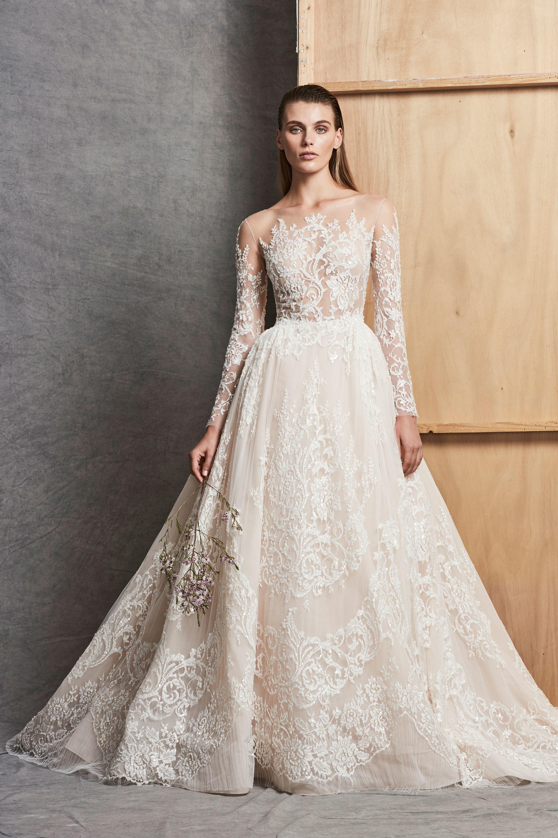 Платье Zuhair Murad