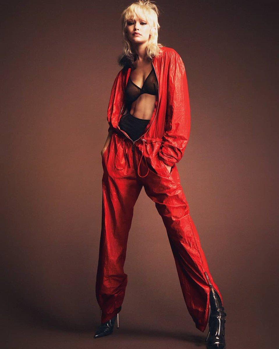 Джиджи Хадид для W Magazine 2018