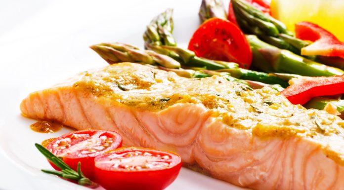 Запеченная рыба - идеальный ужин